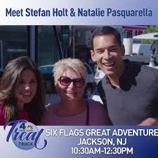 New York Six Flags Great Adventure Nbc New York The Treat Truck Is Headed To Six Flags