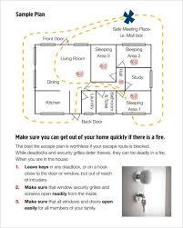 Evacuation Plan Template evacuation plan templates beneficialholdings info