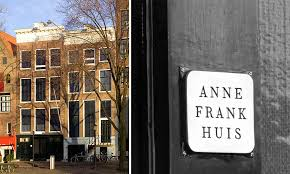Anne Frank House Floor Plan Anne Frank House In Amsterdam A Museum With A Story Visit The