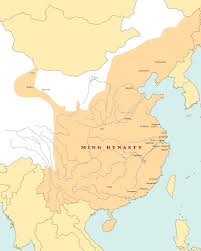 Suzhou China Map by An Introduction To The Ming Dynasty 1368 U20131644 Article Khan