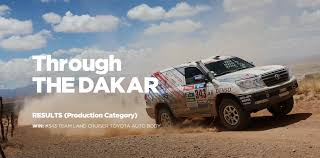 toyota rally car toyota global site motorsport dakar rally 2016