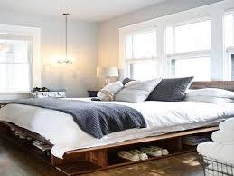 chambre palette base de lit palette bois mzaol com
