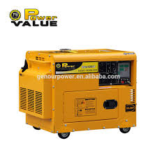 5kva silent diesel generator 5kva silent diesel generator