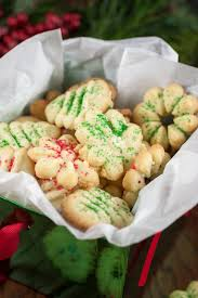 spritzgebäck german christmas cookies traveling chic