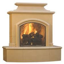 american fyre designs mariposa outdoor fireplace shopfireplace com