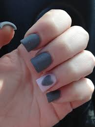 matte pink and grey valentines acrylic nails make up u0026nails