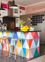 deco cuisine couleur deco cuisine mettre de la couleur dans sa cuisine le style bar