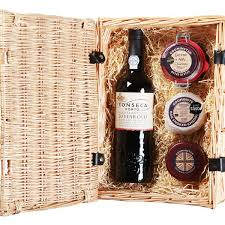 cheese gift box classic port cheese gift box free delivery boroughbox