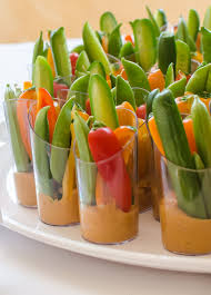 Appetizers Ideas My Favorite Easy Make Ahead Appetizer Veggie U0026 Hummus Cups With