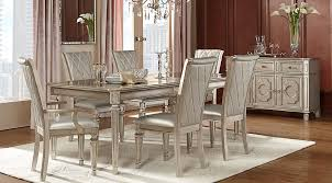Dining Room Sets With Fabric Chairs by Affordable Colorful Dining Room Sets Red Blue Green Gray Etc