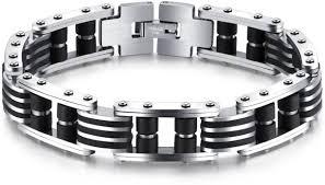 bracelet silver mens images Silver bracelets for men buy silver bracelets designs for men jpeg