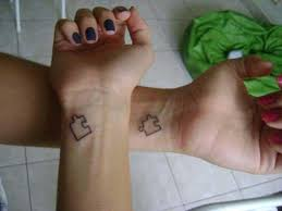 one life one love matching tattoos for couples tattoo for