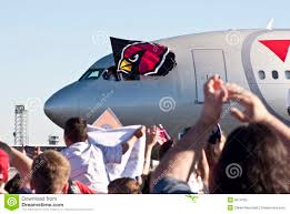Cardinal Flag Cardinals Flag Flown From Pilot U0027s Window Editorial Image Image