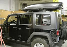 thule jeep wrangler jeep wrangler top rack installation photos