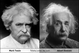 Mark Twain Memes - mark twain totally looks like albert einstein cheezburger funny
