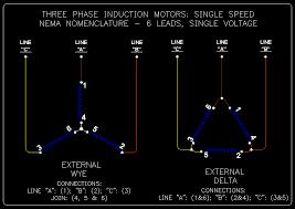 wye delta connection detail schematics ecn electrical forums