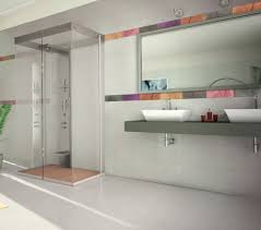 modern bathroom ideas wonderful layout design and white modern bathroom ideas wonderful layout design and white wall paint color mounted mirror also calm vanity