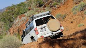 nissan safari off road nissan patrol y61 marks demise with legend edition autoevolution