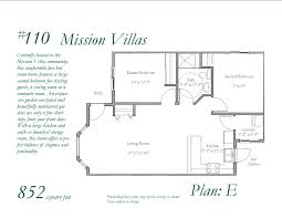 Computer Room Floor Plan Floor Plans Mission Villasmission Villas
