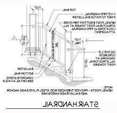 similiar ada stair railing code keywords railing requirements for