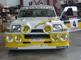 renault r5 turbo renault 5 turbo gr b maxi turbo ex carlos sainz guillermo