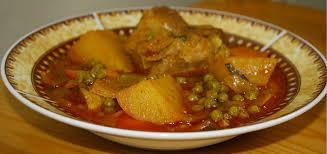 cuisine tunisien tajine de petits pois petits pois à la tunisienne cuisine du maghreb