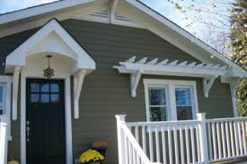 8 craftsman style exterior house paint colors cratfman home