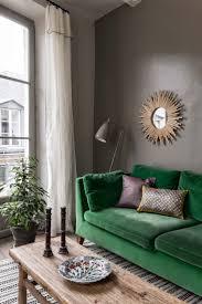 Green Sofa Living Room Green Sofa Living Room Home Design Plan
