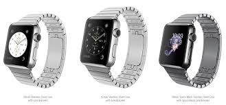 black stainless steel link bracelet images Complete apple watch buying guide and price list from 299 to 13 500 jpg