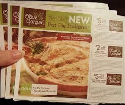 Printable Olive Garden Coupons Olive Garden Printable Coupons July 2017 Printable Coupons Codes