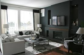 Black And White Ball Decoration Ideas Pale Grey Living Room Glass Window Fur Cushion Soft Tesca Sofa