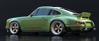 porsche 911 custom porsche 964 dls custom coupé porsche 911 re imagined giznova