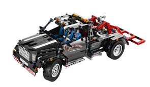 lego technic lego technic pick up tow truck 9395 ebay
