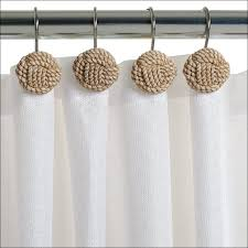 Large Shower Curtain Rings Extra Long Shower Rings Staydry Systems Oversized Curtain Ideas