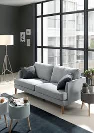 canapé polyester canapé silkeborg tissu 100 polyester coloris gris canapés