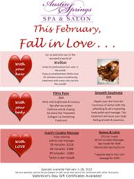 Tanning Salons In Dayton Ohio Fall In Love With Our February Specials Spa Specials Pinterest