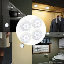 battery powered motion detector light motion sensor light cordless battery powered led night light closet