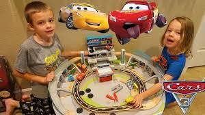 disney cars 3 wooden train table by kidkraft ava u0026 cute baby adam