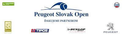 logo peugeot sport slovak open tennisové turnaje