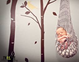 woodland animals theme nursery for a baby boy