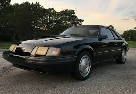 1985 5 mustang svo no reserve 1985 5 ford mustang svo 5 speed for sale on bat