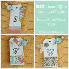Diy Home Center by Diy Home Office Command Center Calyx U0026 Corolla