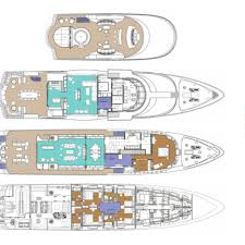 Luxury Yacht Floor Plans by Orient Star Yacht Photos 47m Luxury Motor Yacht For Charter