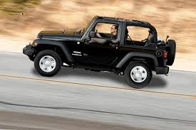 driving a jeep wrangler 2012 jeep wrangler term road test comfort