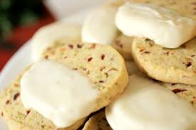 sing for your supperpistachio cranberry shortbread cookies