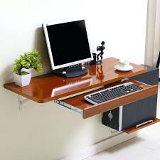 Folding Table Wall Mounted Table For Wall Mounted Tv Simple Home Desktop Computer Desk Simple