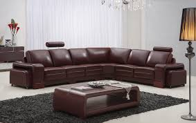 Real Leather Sofa Sale Sorrento Brown Top Graded Real Leather Corner Sofa Suite
