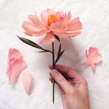 paper flower khoollect s fve tips to make pimped out paper flowers