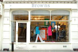 brown u0027s one of the best clothes shops in bond street london