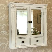 double door mirrored bathroom cabinet mirror wall cabinet bathroom attractive design white mirrored